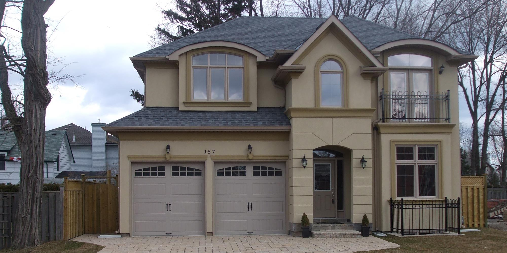 New Home Construction in Burlington & Oakville