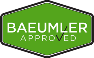 Baeumler Approved badge
